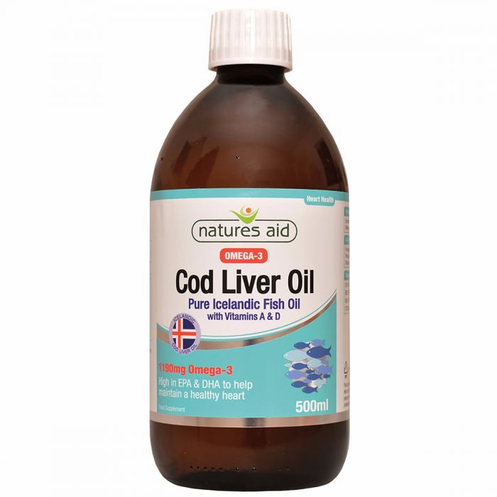 how to take liquid cod liver oil